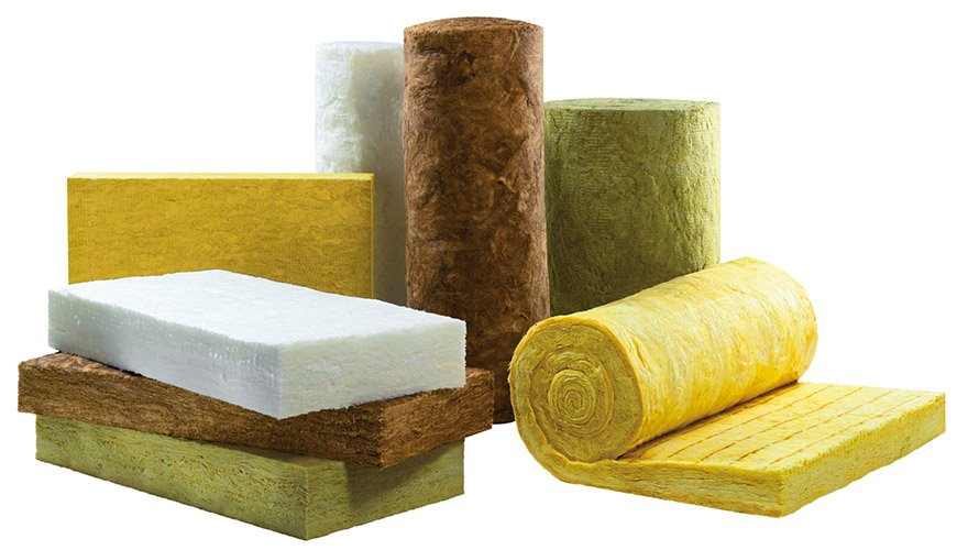 Productos de lana mineral