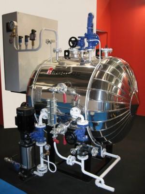 Caldera eléctrica de vapor