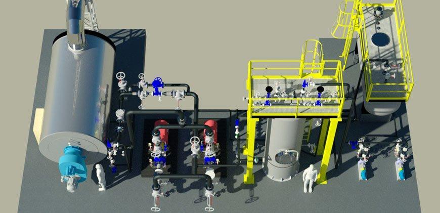Sistemas de calentamiento con aceite térmico