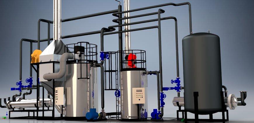 Soluciones de fluido térmico