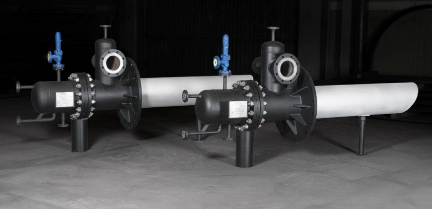 Suction Heater - Pirobloc